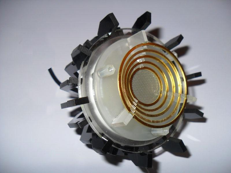 Arc Reactor I von Stark Industries 2210