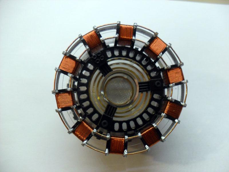 Arc Reactor I von Stark Industries 2610