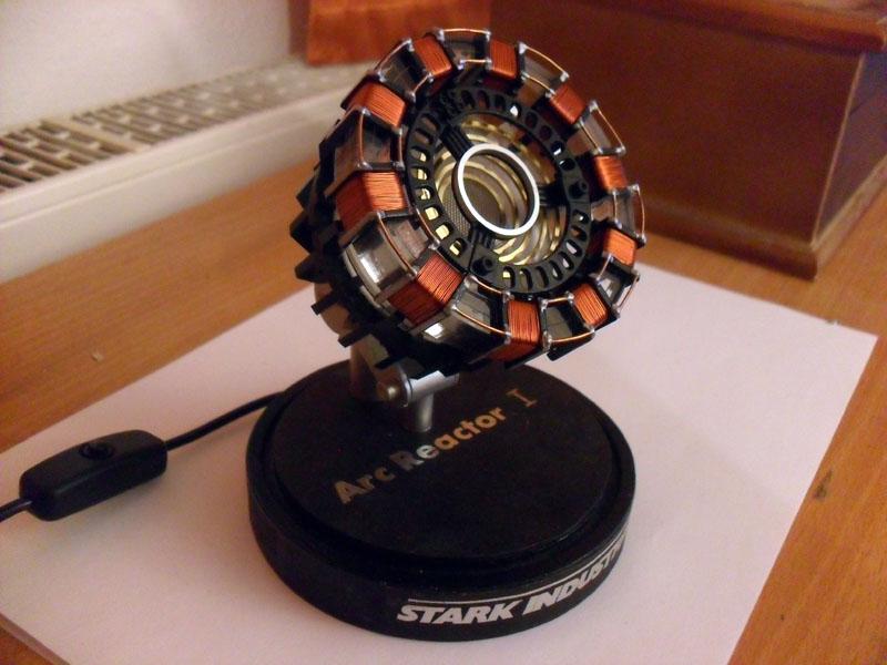 Arc Reactor I von Stark Industries S0710