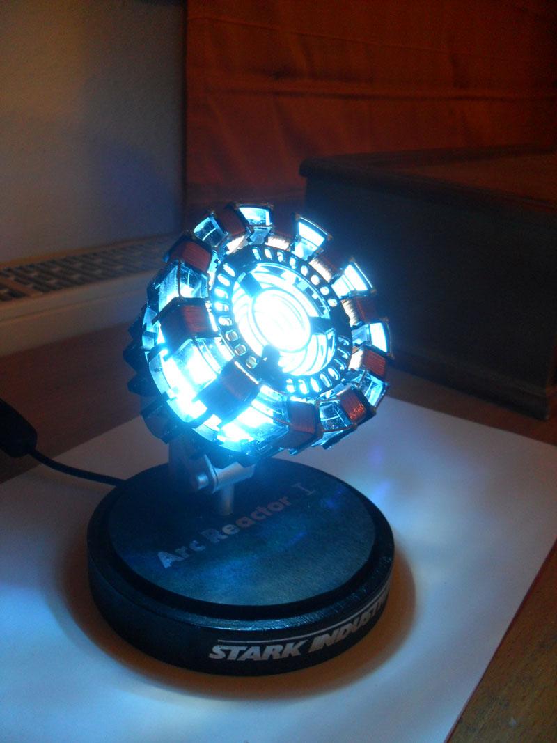 Arc Reactor I von Stark Industries S0810