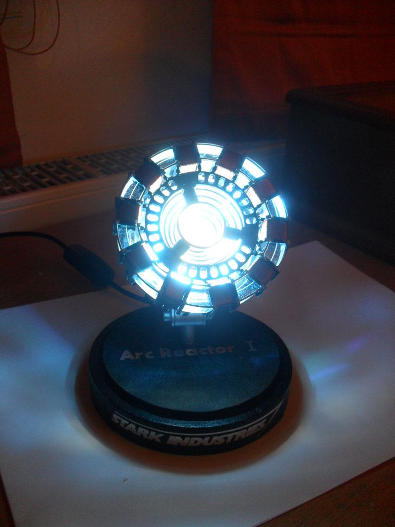 Arc Reactor I von Stark Industries S0910