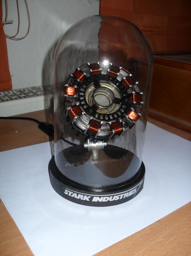 Arc Reactor I von Stark Industries S1010
