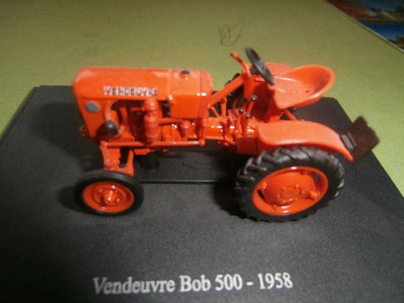 TRACTEUR - TRACTEUR VENDEUVRE BOB 500 Pc100011