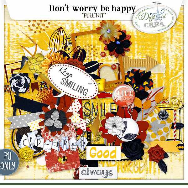 Don't worry be happy (13.11) Xuxper23