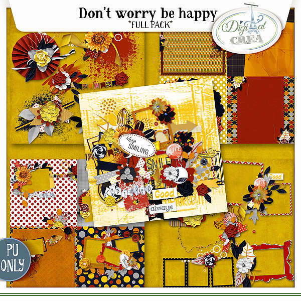 Don't worry be happy (13.11) Xuxper24