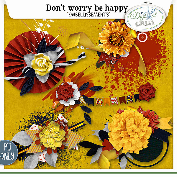 Don't worry be happy (13.11) Xuxper25