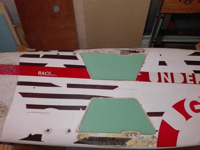 Rendre mon deck plat Underg12