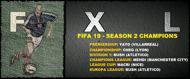 FIFA X-FER LEAGUE