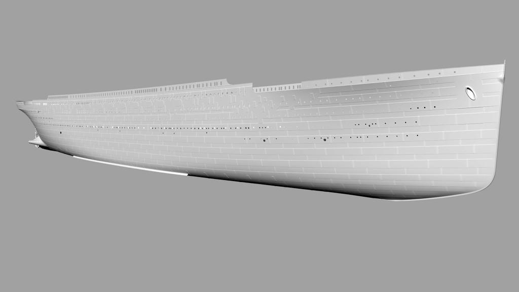 titanic - Titanic scala 1/144 di DELUX - Pagina 2 210