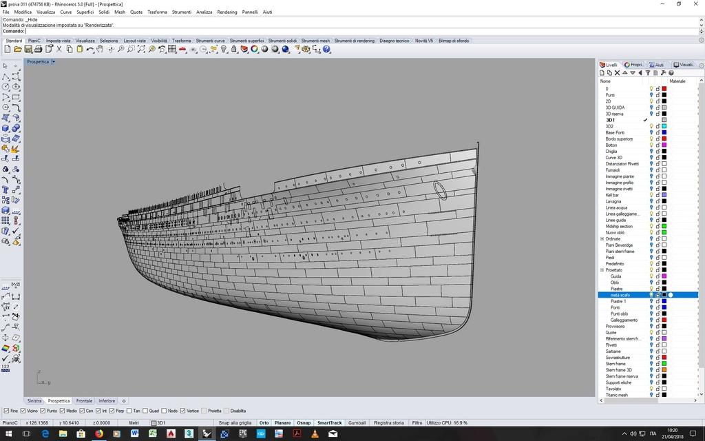 titanic - Titanic scala 1/144 di DELUX - Pagina 2 3d13