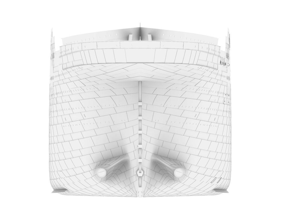titanic - Titanic scala 1/144 di DELUX - Pagina 2 Poppa110