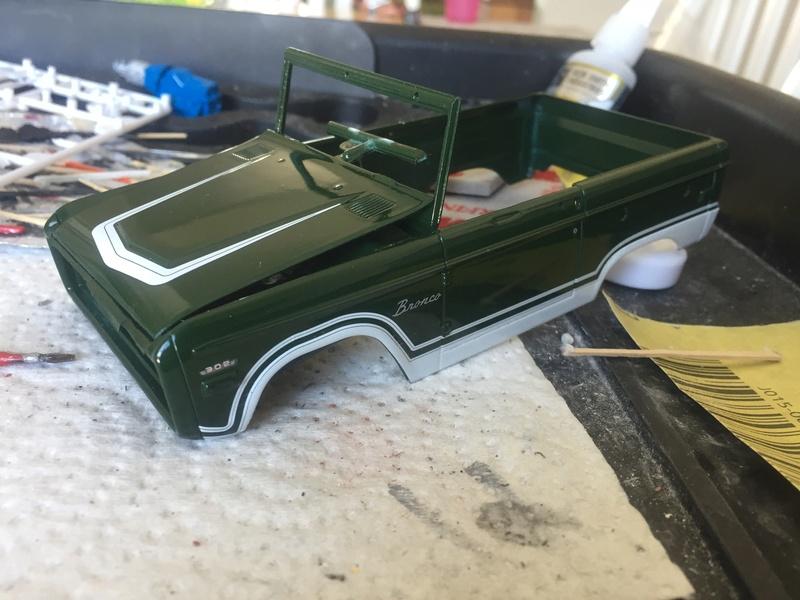 Ford bronco Aa5fb710