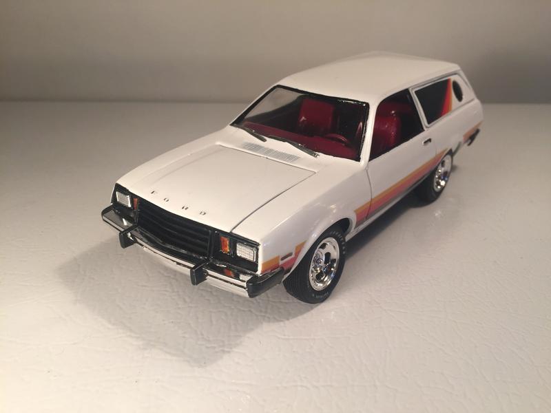 Pinto wagon F4384810