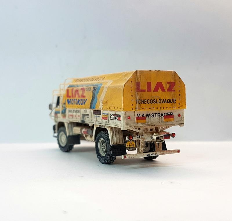 Ralley Paris-Dakar 1985 20171223