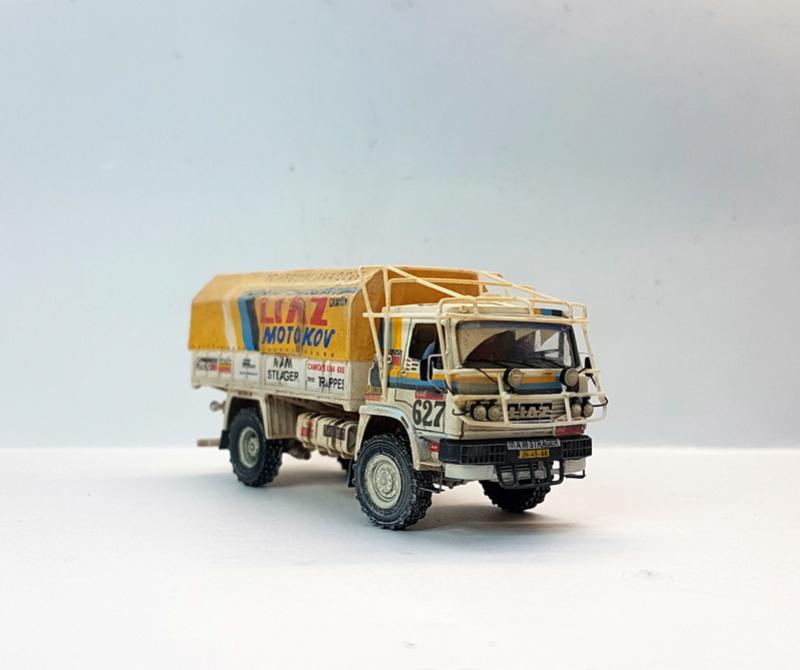 Ralley Paris-Dakar 1985 20171224