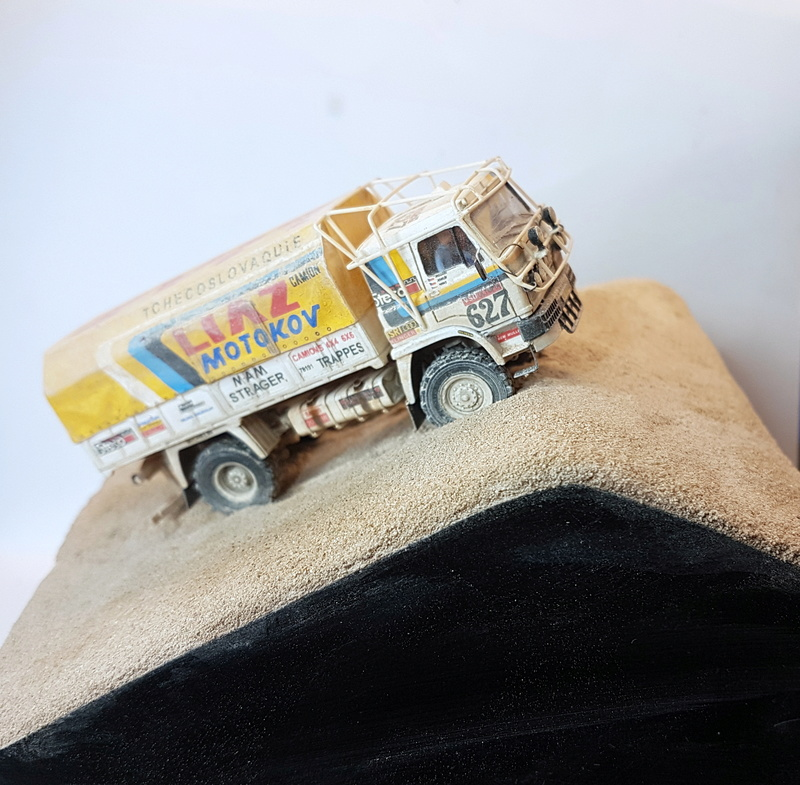 Ralley Paris-Dakar 1985 20180120