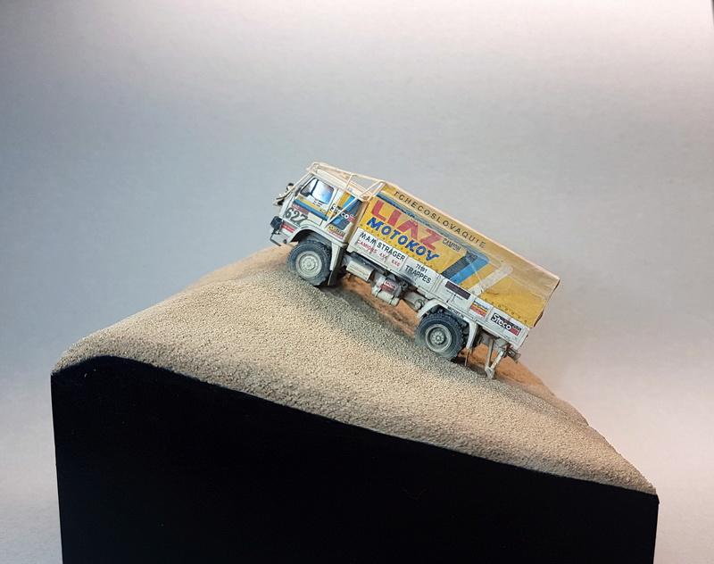 Ralley Paris-Dakar 1985 20180123