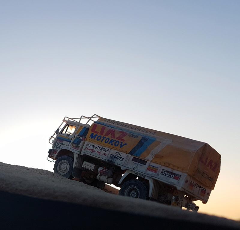 Ralley Paris-Dakar 1985 20180125