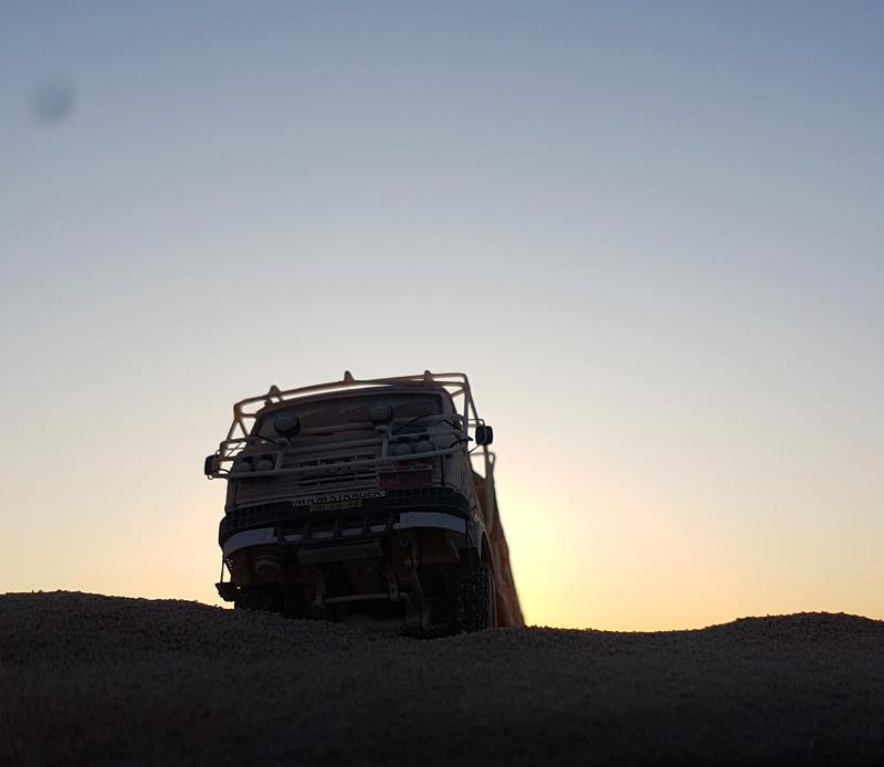 Ralley Paris-Dakar 1985 20180126