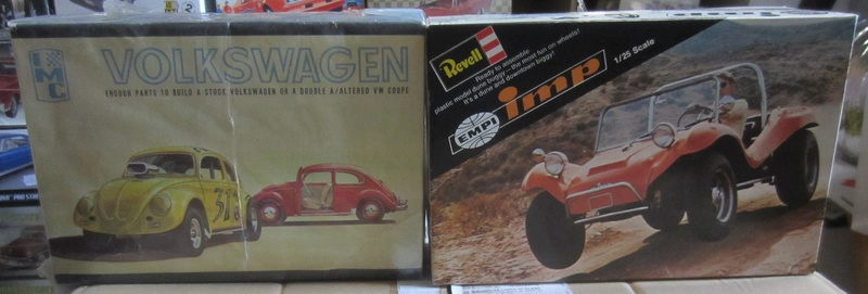Vends volkswagen cox IMC  et buggy empi imp revell Photo_43