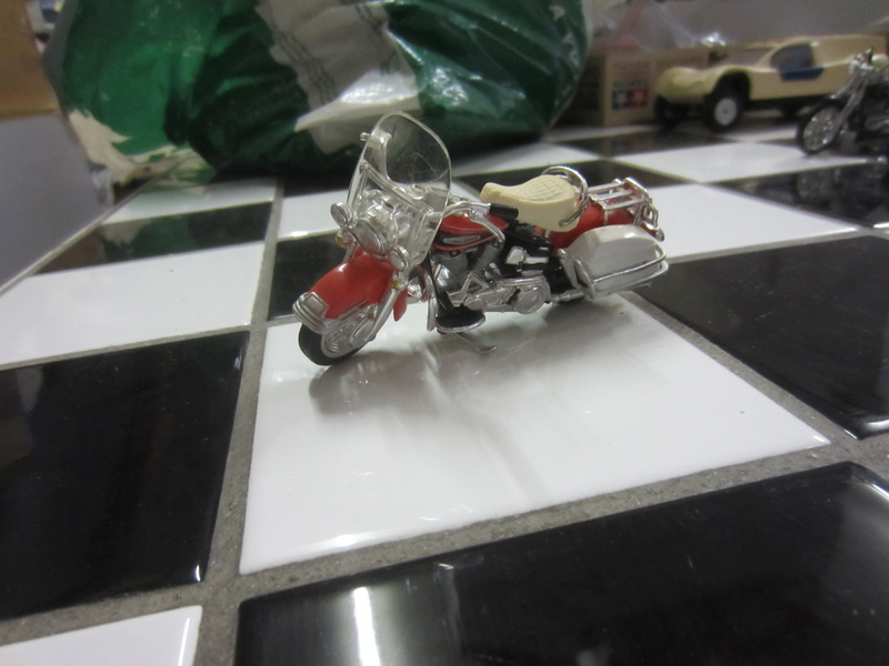 motos 1:24 harley et autres Photo_61