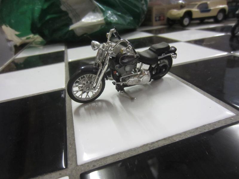 motos 1:24 harley et autres Photo_64