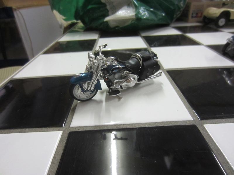 motos 1:24 harley et autres Photo_68
