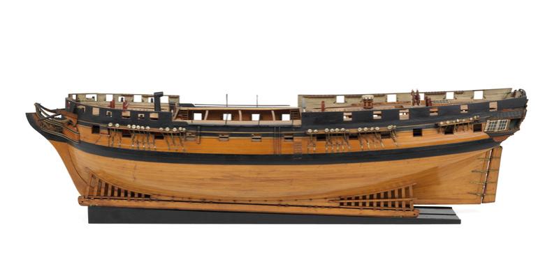 HMS EURYALUS echelle 1:56 par Tiziano Mainardi  36_gun10
