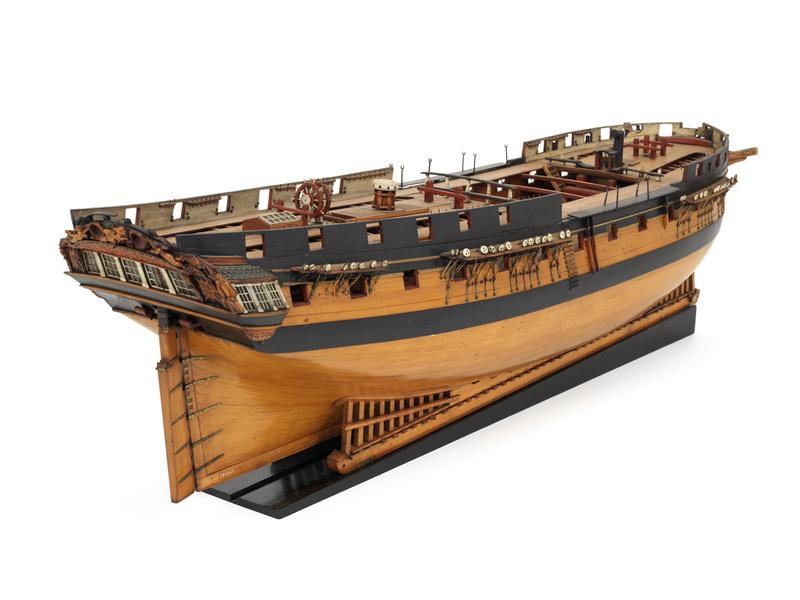 HMS EURYALUS echelle 1:56 par Tiziano Mainardi  36_gun11