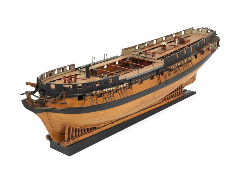 HMS EURYALUS echelle 1:56 par Tiziano Mainardi  36_gun12