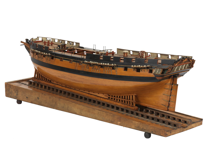 HMS EURYALUS echelle 1:56 par Tiziano Mainardi  36_gun13