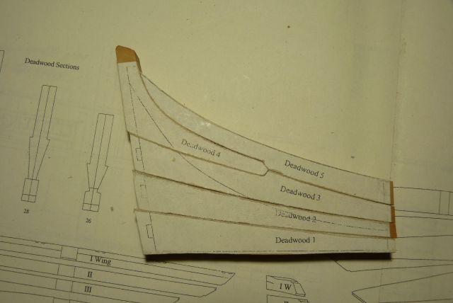 HMS EURYALUS echelle 1:56 par Tiziano Mainardi  P1090826