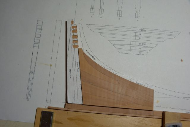 HMS EURYALUS echelle 1:56 par Tiziano Mainardi  P1090829