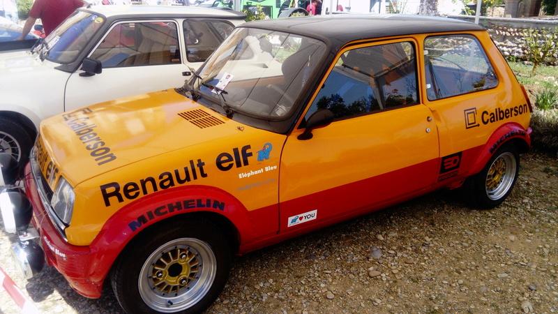 Expo voitures anciennes Château de l'Arthaudière 2018 Dsc_1631