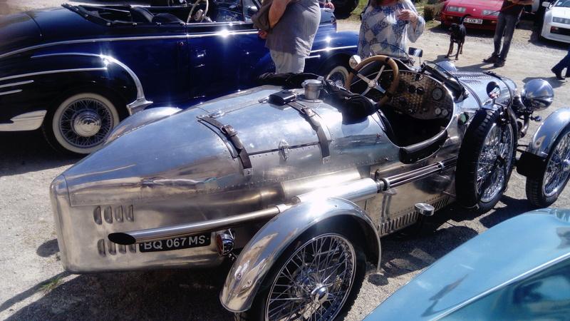 Expo voitures anciennes Château de l'Arthaudière 2018 Dsc_1636