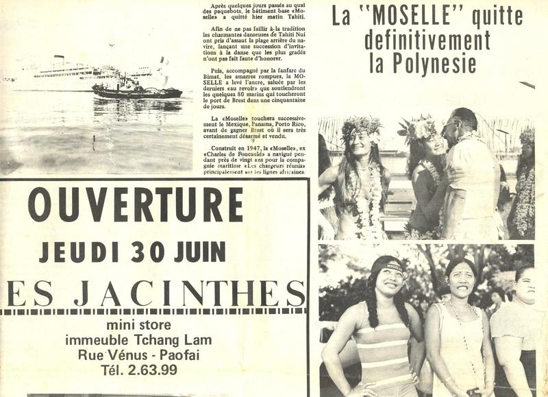 MOSELLE (BB - MURUROA) - Page 7 Depart11
