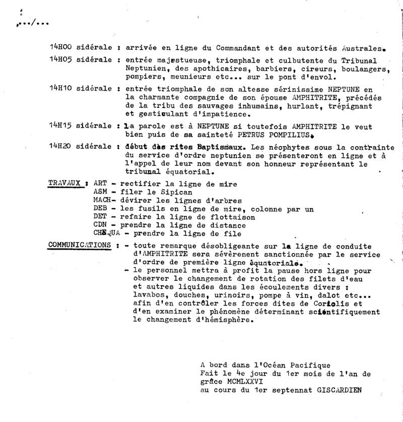 [ Les traditions dans la Marine ] Les diplômes de la Ligne - Page 5 Prog_p11