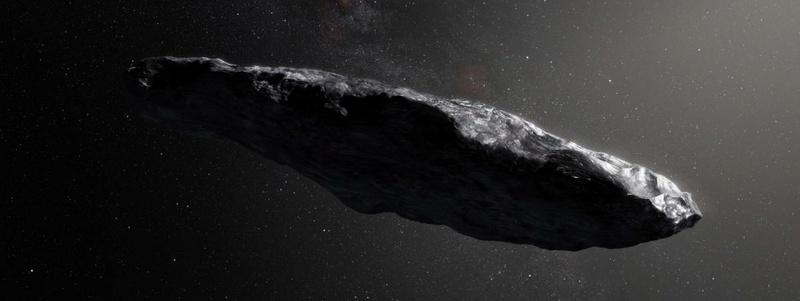Un asteroïde venant d'un autre système planétaire 13773510