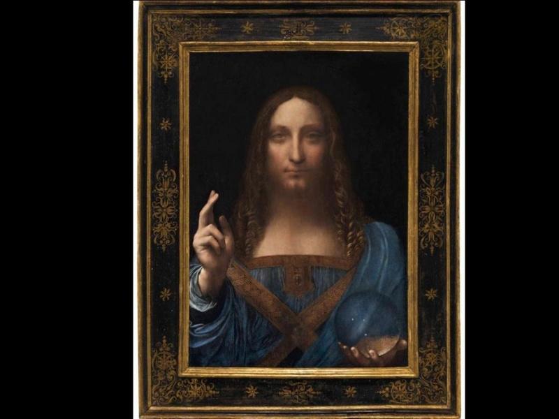 Trois cent quatre vingt deux millions d'euros pour une toile de Maître, une paille. Cover-11