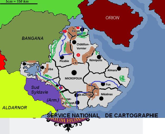 Carte de Francovie Cartep10