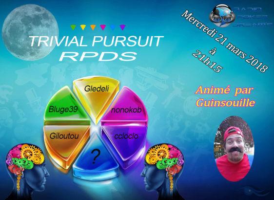 Soirée Trivial pursuit Trivia10