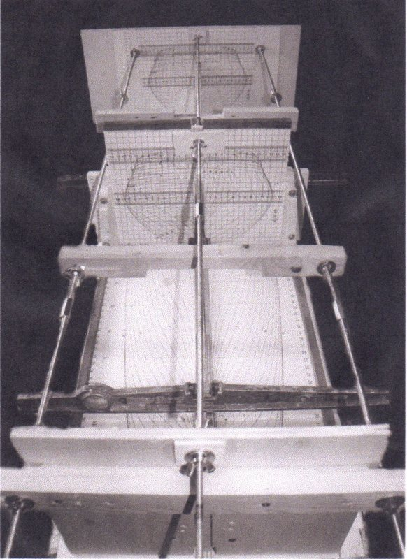 Charpente de la Vénus. Img62612