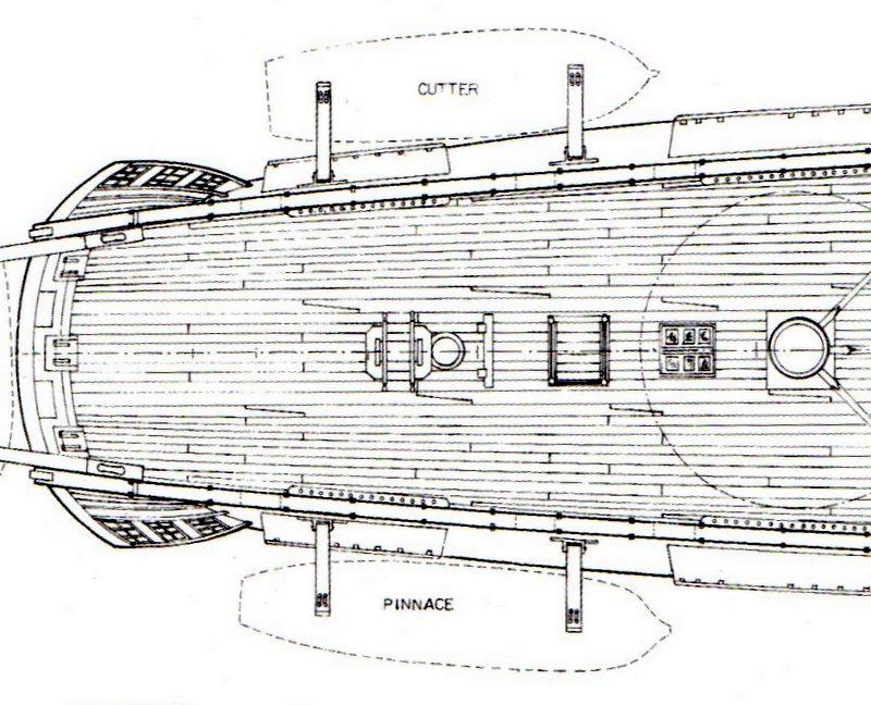 Fregate H.M.S Surprise au 1/48 de A.L Img70410