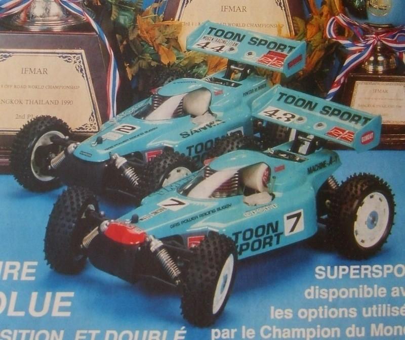 "Auto RC ""Vintage"" - Page 2 Montag11"