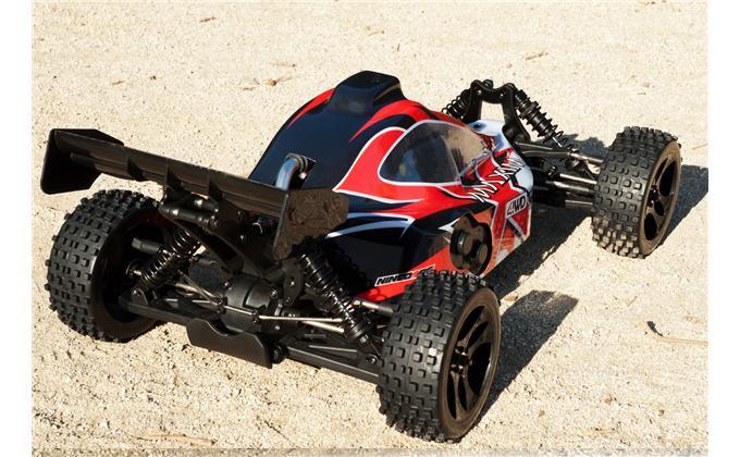 Options TT 4WD ninco Maxim Ninco10