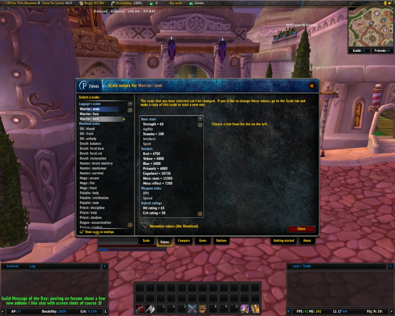 new addons Pawn, TheGuildTimes, and GuildDebt Pawn410