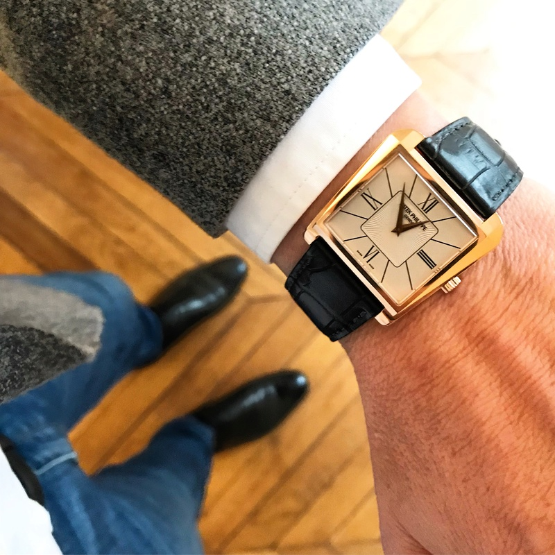 La montre du vendredi après la perte de johnny  65d1a910