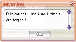 Armes Uniques, Armes Ultimes Raussi10