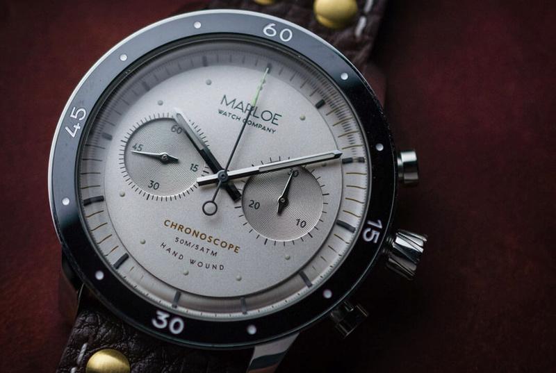 Chronographe Merci Nuage Lomond10