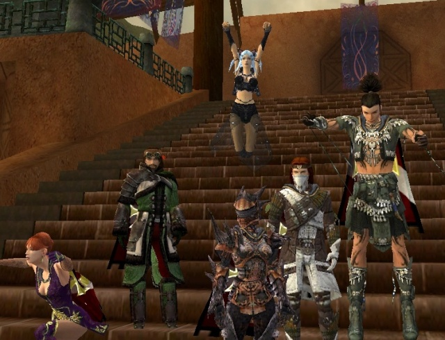 Pictures of our Guild Members! Gw25410